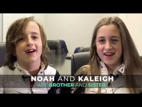 iFLY | Meet Noah and Kaleigh