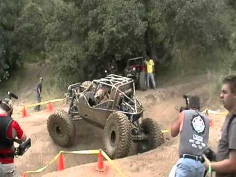 "Joe Quichocho "" Guam Buggy"" On Obstacle Course TTC 2010"