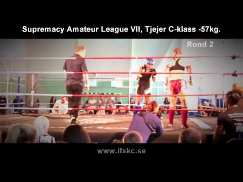 Supremacy Amateur League VII, C-klass, -57kg