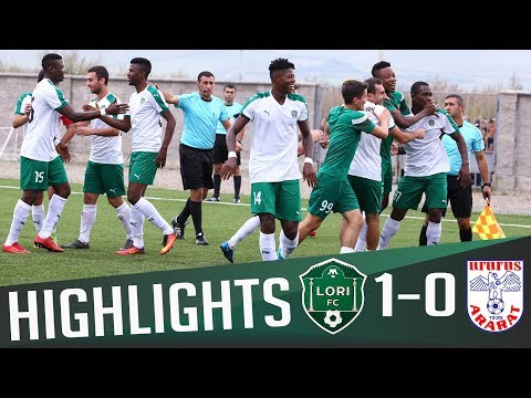 HIGHLIGHTS  |  Lori FC 1:0 Ararat Yerevan