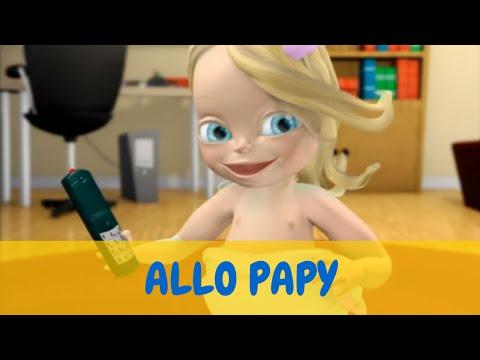 Bébé Lilly - Allo Papy