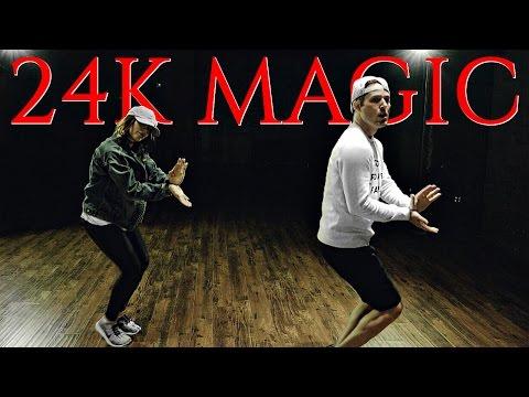 BRUNO MARS - 24K Magic // JoshuaDTV &...