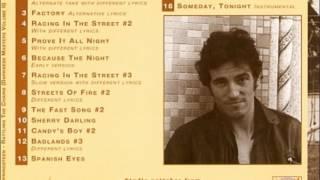 Bruce Springsteen Sherry Darling