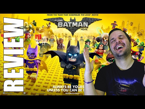 Lego Batman: la película - CRÍTICA - REVIEW - OPINIÓN - John Doe - Movie - DC - Superman - Joker