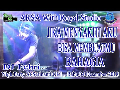 """CINTA DALAM DO'A"" ARSA Serinanti OKI (04/12/2018) By Royal Studio"