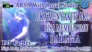 """CINTA DALAM DO'A"" ARSA Serinanti OKI (04/12/2018) By Royal Studio"
