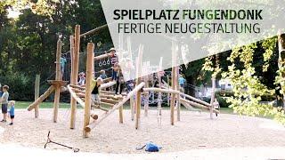 Spielplatz Fungendonk: Neue attraktive Gestaltung (vor einem Tag)