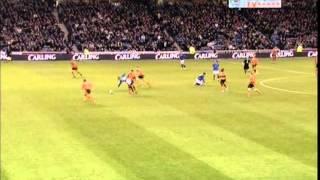 Rangers vs Dundee utd (3-3)
