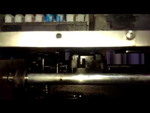 Digital Printer Head Cleaning Process