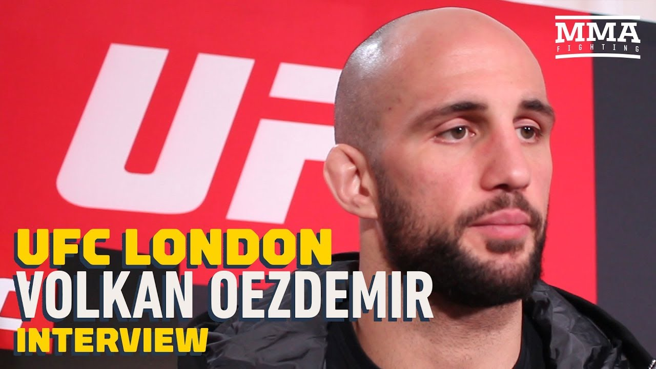 UFC London: Volkan Oezdemir Hopes Knockout Of Dominick Reyes Leads To UFC Stockholm Call-Up