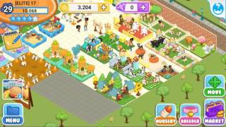 Pet Shop Story Game Play #1