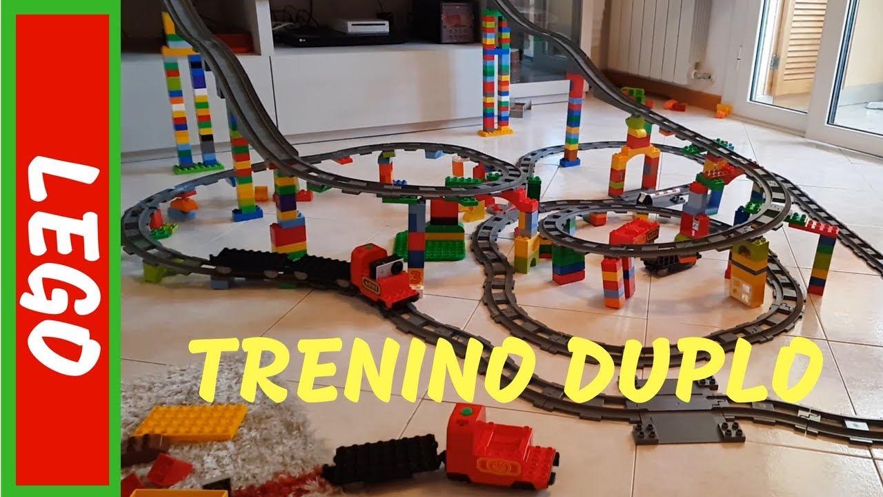 LEGO Duplo-Semaforo-GIALLO-con funzione
