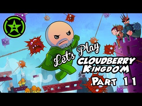Let's Play – Cloudberry Kingdom Part 11