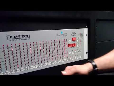 Turning On Projector & Starting AV