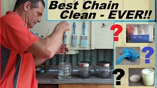 Best chain clean ever !!
