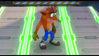 Crash Bandicoot N. Sane Trilogy Gameplay (Warped) — Gone Tomorrow Level Playthrough