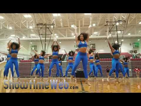 Dance Teams Stand Rounds - 2018 SRDC Dance Competition