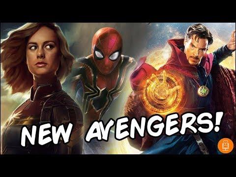 Avengers 5 Team Rumors & Film Name