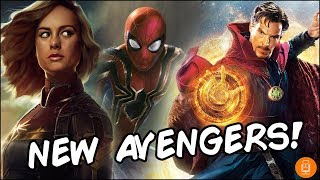 Avengers 5 Team Rumors & Film Name
