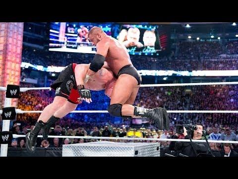 Triple H Vs Brock Lesnar Wrestlemania 29 |Fun Mania
