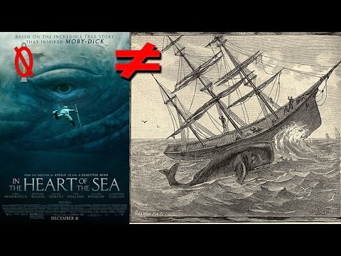 In the Heart of the Sea | Based on a True Story
