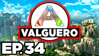 ARK: Valguero Ep.34 - 🦖 BABY ALPHA INDOMINUS REX, MAJOR BASE UPGRADES! (Modded Gameplay Let's Play)