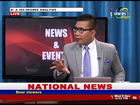 FATE OF CONSTABLE CANDIDATES On Manung Hutna 08 November 2017