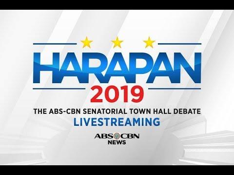 Harapan 2019: The ABS-CBN Senatorial Town Hall Debate | 24 Feb 2019