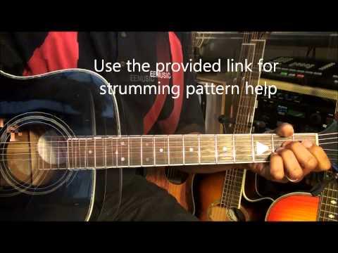 Colbie Caillat BUBBLY Guitar Lesson No Capo EricBlackmonMusicHD GIRL SONGS
