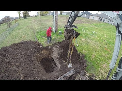 Blocked Sewer Line Repair