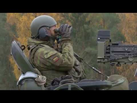 Allied Spirit VII - 7th Army Training Comand's Hohenfels Training Area, Germany (Nov. 16, 2017)