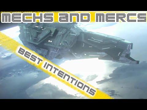 Best Intentions Mechs & Mercs |