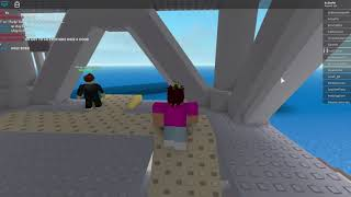 Playing on AchiePH account on roblox