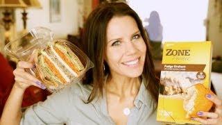 MY FAVORITE SNACKS | Healthy Fast Food