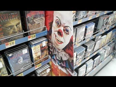 Horror DVDS At Walmart