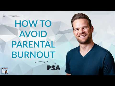 How to Avoid Parental Burnout | Afford Anything Podcast (Audio-Only)