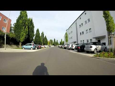 Road Bike GoPro Hero 3+ silver Hadrianstraße