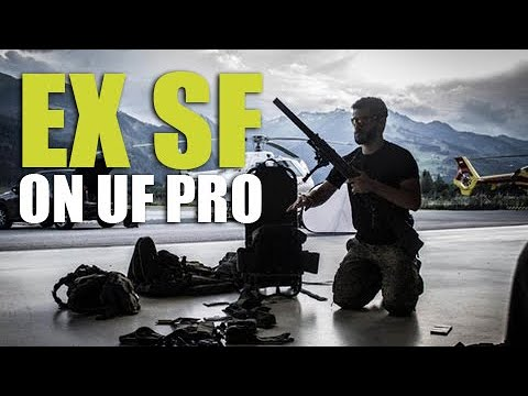 Former Israeli Special Forces Member Talks About UF PRO Gear