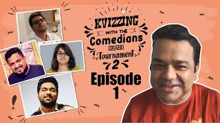 KVizzing With The Comedians - Season 2 Out Now