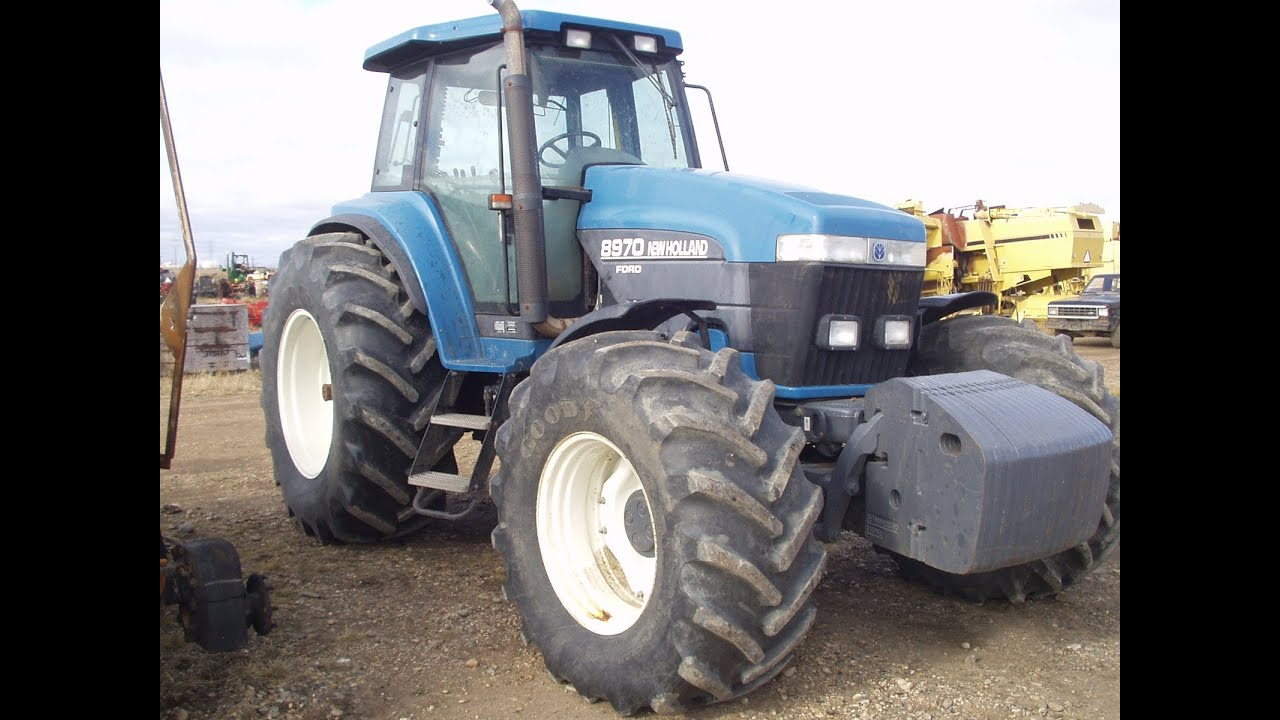 New Holland Ford >> Ford New Holland 8970