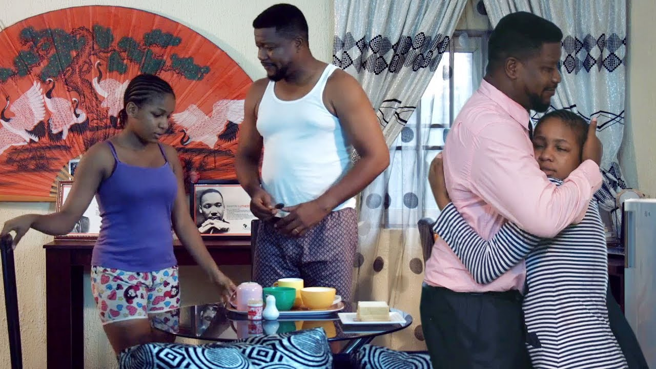 Download DAUGHTER AND FATHER SECRET ( DO NOT WATCH IF YOU ARE SINGLE) - 2020 LATEST NOLLYWOOD MOVIE
