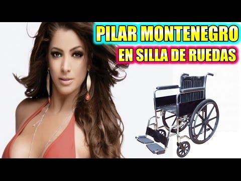PILAR MONTENEGRO está en SILLA de RUEDAS Por ENFERMEDAD!