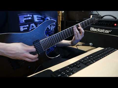 Fear Factory - Linchpin Guitar Cover