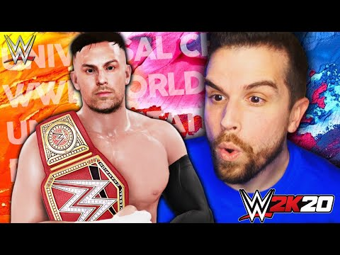 I Put Chris Danger in Today's WWE & This Happened...