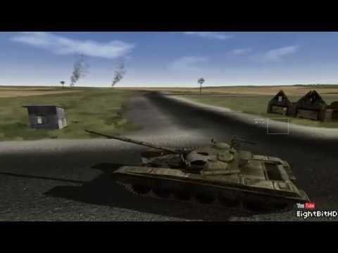 Iron Warriors: T-72 Tank Command Gameplay HD 1080p