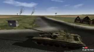 Iron Warriors: T-72 Tank Command Gameplay HD 1080p