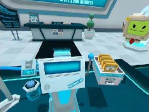 Job Simulator | Store Clerk (9:21) *World Record*