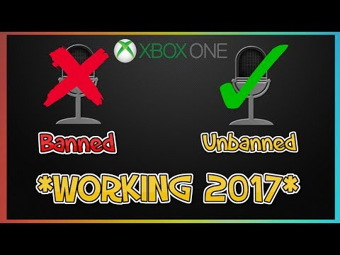 How to Bypass an Xbox One Communication Ban (*WORKING 2017*)