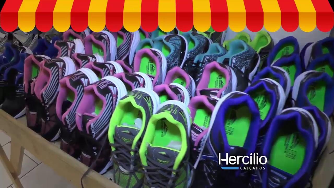 8f20d2180 Feirão de Calçados Hercílio - Promocional - YouTube