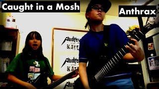 #Anthrax - Caught in a Mosh - cover thumbnail